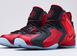Nike Lil' Penny Posite 'University Red/Black-University Red'