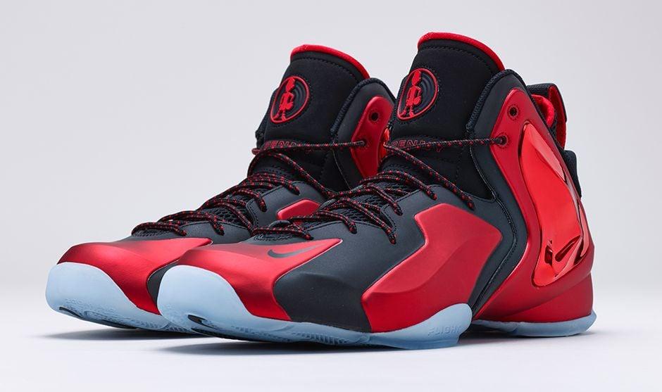 6badc1cd91c Nike Lil  Penny Posite  University Red Black-University Red ...
