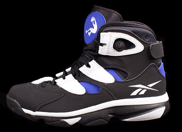 Reebok Instapump Shaq Attaq 4 Retro New Images