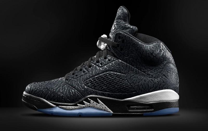 Release Reminder: Air Jordan 3LAB5 'Black/Metallic Silver-Black'