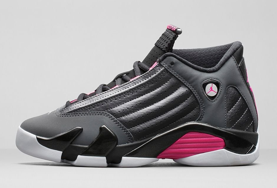 buy online cafe5 2d45b ... shopping release reminder air jordan xiv 14 gs metallic 228af b8e8e