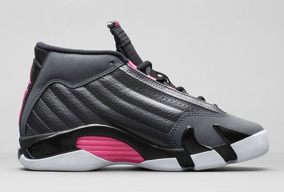 release-reminder-air-jordan-xiv-14-gs-metallic-dark-grey-hyper-pink-black-white-2