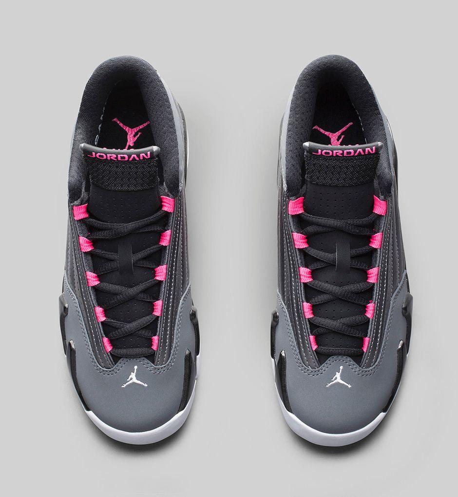 release-reminder-air-jordan-xiv-14-gs-metallic-dark-grey-hyper-pink-black-white-3