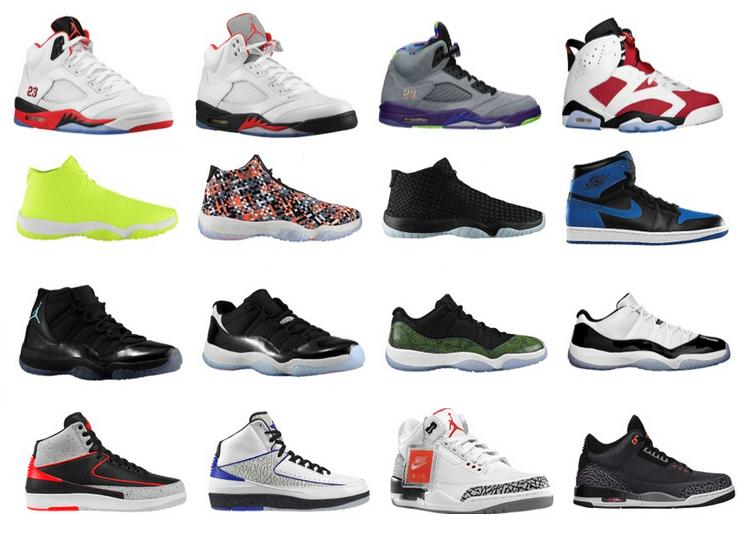 Release Reminder  Eastbay Restock of 48 Air Jordan Retros  b84d7666e