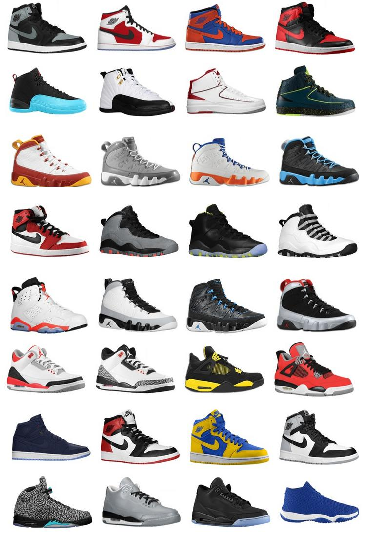 Release Reminder Eastbay Restock Of 48 Air Jordan Retros