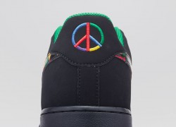 Release Reminder: Nike Air Force 1 Low 'Peace'