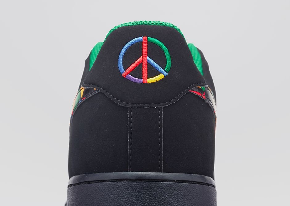 e982a21dbab2 Release Reminder  Nike Air Force 1 Low  Peace