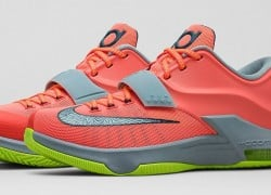 Release Reminder: Nike KD VII (7) '35,000 Degrees'
