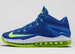 Release Reminder: Nike LeBron XI (11) Low 'Sprite'