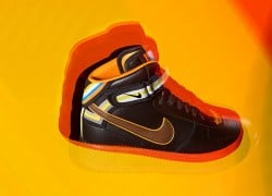 Riccardo Tisci x Nike Air Force 1 RT 'Black Collection'