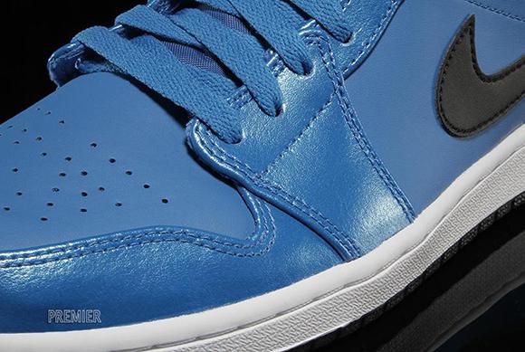 Sport Blue Air Jordan 1 Mid
