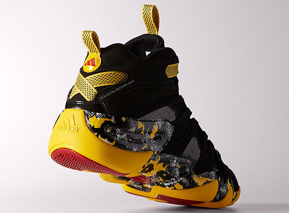 This adidas Crazy 8 is Inspired by Mutombo