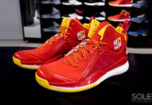 adidas D Howard 5 Rockets - First Look