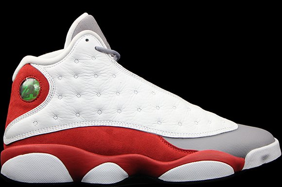 Air Jordan 13 (XIII) Grey Toe 2014