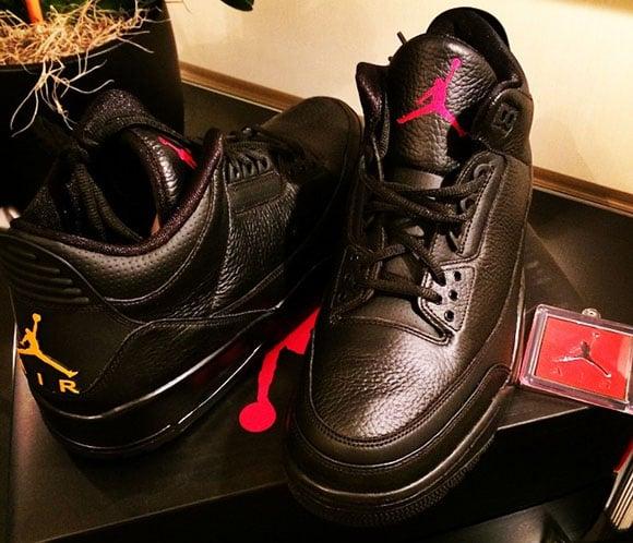 Air Jordan 3 Drake vs. Lil Wayne