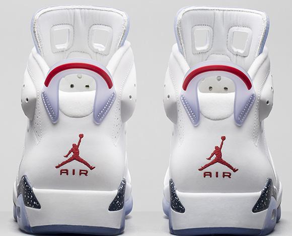 Air Jordan 6 First Championship - Brazil Exclusive?