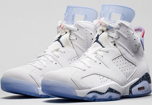 Air Jordan 6 First Championship - Brazil Exclusive?
