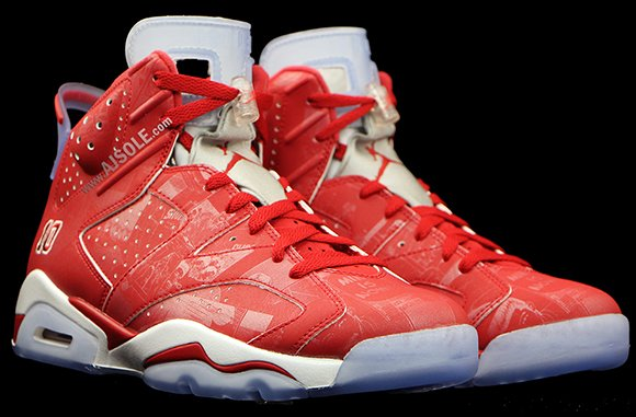 Air Jordan 6 Slam Dunk - Another Look