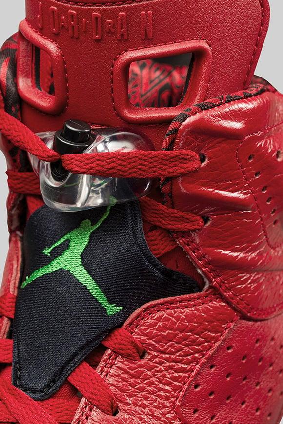 Air Jordan 6 Varsity Red aka Spizike - Official Images