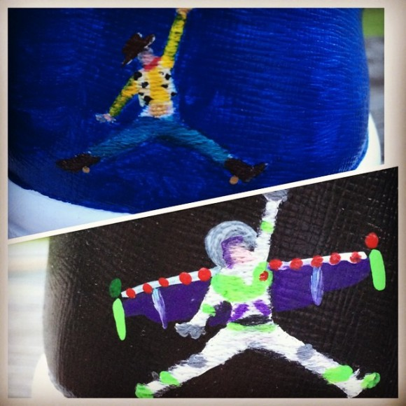 check out 427bb 2e9ed air-jordan-retro-1-toy-story-customs-by-