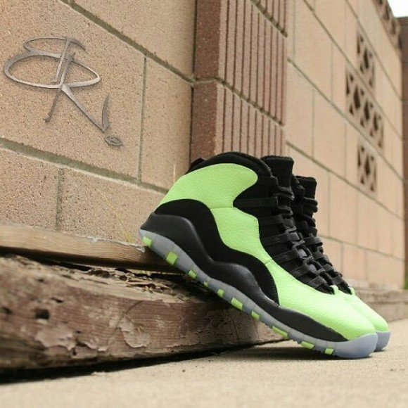 air-jordan-retro-10-sour-apple-customs-by-b-riverz