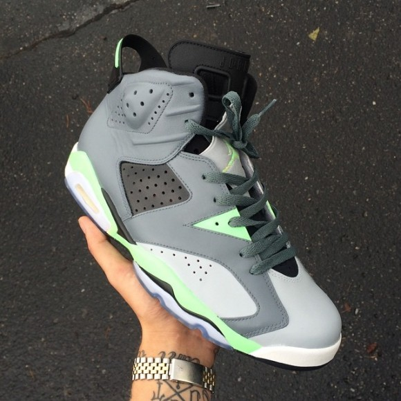 air-jordan-retro-6-green-glow-customs-by-el-cappy