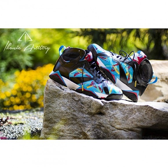 air-jordan-retro-7-tropical-palmettos-customs-by-ikonic-artistry