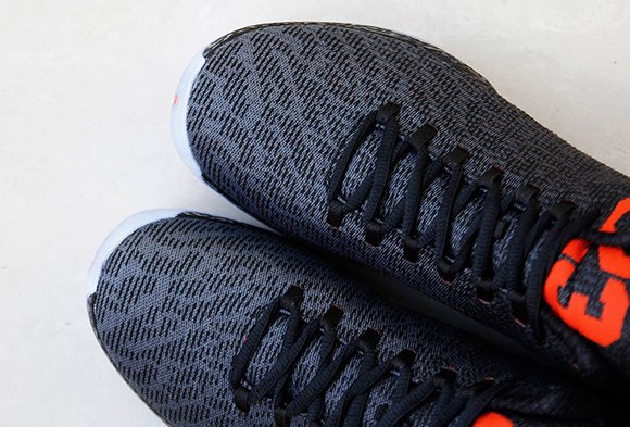 Air Jordan XX9 Black/Team Orange-Dark Grey - Another Look