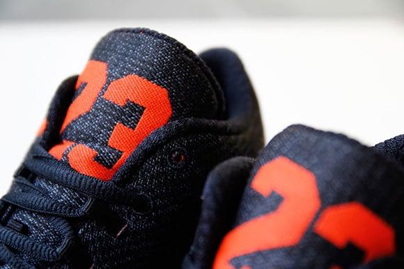 Air Jordan XX9 Black/Team Orange-Dark Grey - Another Look
