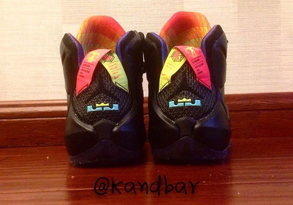 Another Nike LeBron 12 Sample