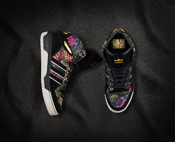 Big Sean x adidas Originals Metro Attitude