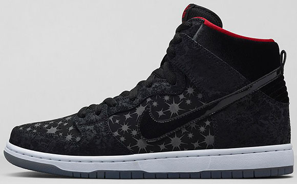 Brooklyn Projects x Nike SB Dunk High Paparazzi GR - Official Images
