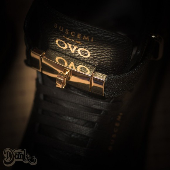 Buscemi 100MM 'OVO' Customs by Dank Customs