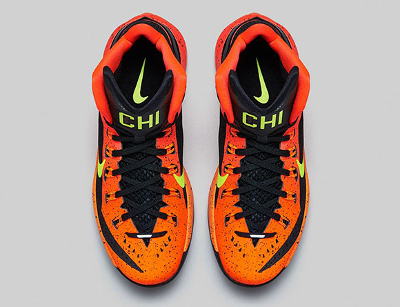 Chicago Nike Hyperdunk 2014 City Pack