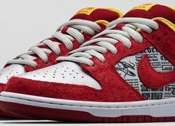 'Crawfish' Rukus x Nike SB Dunk Low – Official Images