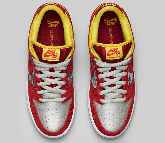Crawfish Rukus x Nike SB Dunk Low - Official Images