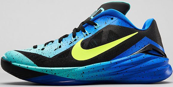 DC Nike Hyperdunk 2014 Low City Pack