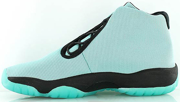 Jordan Future Girls (GS) Bleached Turquoise/Black