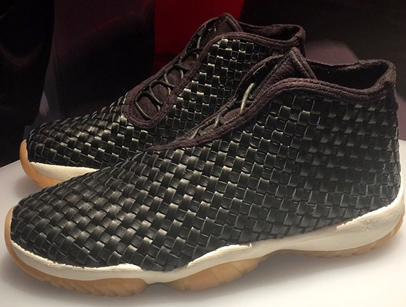 Jordan Future Gum Sole - First Look
