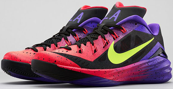 Los Angeles Nike Hyperdunk 2014 Low City Pack