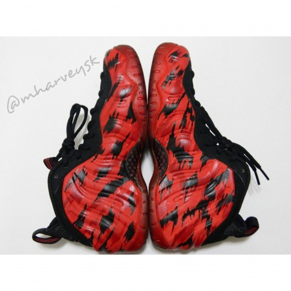 e625c0a6a18b5 Nike Air Foamposite One  Carnage  Customs by M. Harvey SK