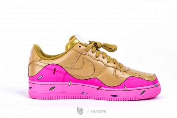 dc8c34572d87 Nike Air Force 1 Low  GUDbite  Customs by Com N GUD x Deadstk ...