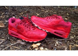 Nike Air Max 90 'Surf and Turf' Customs by Customs by Etai