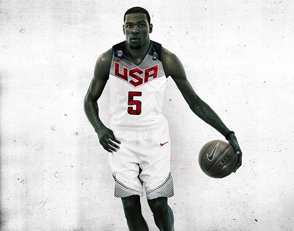 Nike Basketball 2014 USA Basketball Uniforms