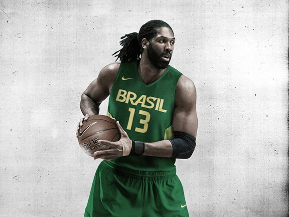 Nike Basketball Unveils Brazil Hyper Elite Uniforms for 2014 FIBA