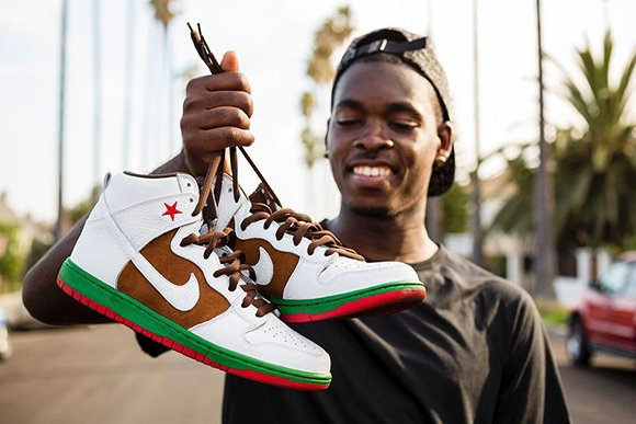 Nike Dunk High SB '31st State' (Cali) – Official Images