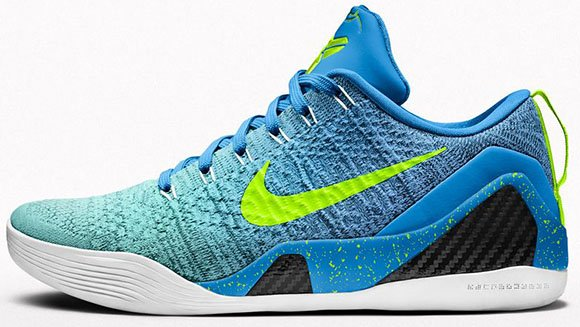 Nike Kobe 9 Elite Low ID New Color Fade Options Releasing Today