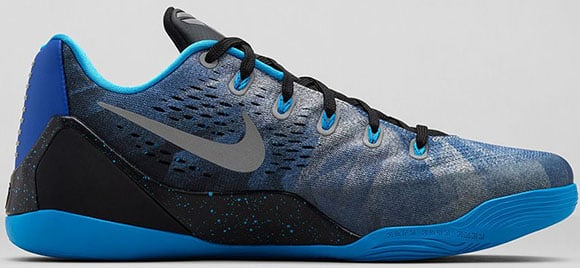 Nike Kobe 9 EM Premium Game Royal