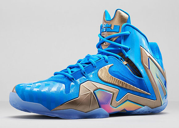 Nike LeBron 11 Elite Maison Collection - Official Images