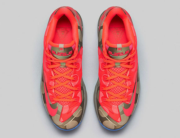 Nike LeBron 11 Low Maison Collection - Official Images